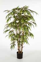 BAMBOO TREE - Länge: 120cm, Blätter: 800