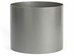 Expert Pflanzgefäße aus Kunststoff 37/36 cm RAL 9010 reinweiß struktur lackiert