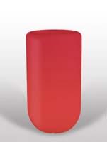 Bloom Pill - Rot ø50/H:90