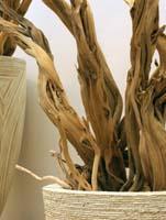 Decowood - Ghostwood sandblasted L:125/