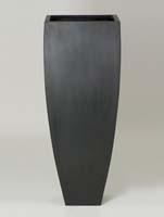 Fiberstone - Ace black L:46,5/B:46,5/H:116