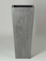Fiberstone - Beau grey L:43/B:43/H:100
