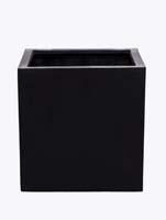 Fiberstone - Block black L:40/B:40/H:40