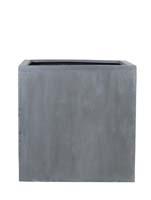 Fiberstone - Block grey L:50/B:50/H:50