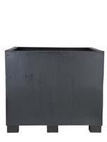 Fiberstone - Jumbo black L:130/B:130/H:110