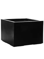 Fiberstone - Jumbo middle high black (XL) L:110/B:110/H:70