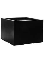 Fiberstone - Jumbo middle high black (XXL) L:140/B:140/H:90