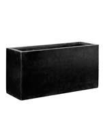 Fiberstone - Jort L black L:120/B:45/H:60
