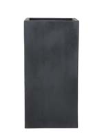 Fiberstone - Bouvy black L:40/B:40/H:80
