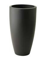 Pure Soft Round High 35 cm - Antraciet ø35/H:62