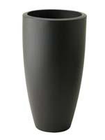 Pure Soft Round High 50 cm - Antraciet ø50/H:90