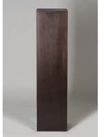 Säulen - Russian Ash dark l:30, b:30, h:120