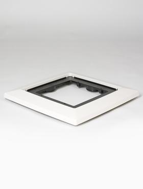lechuza rolluntersetzer cubico 40 weiss neu l 40 b 40 neu. Black Bedroom Furniture Sets. Home Design Ideas