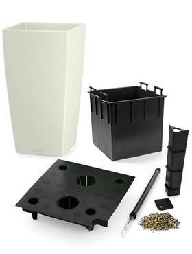 lechuza cubico all inclusive set weiss l 30 b 30 h 56. Black Bedroom Furniture Sets. Home Design Ideas