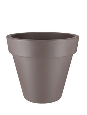 pure round taupe 40 h 36 neuheit. Black Bedroom Furniture Sets. Home Design Ideas